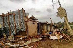 Vanuatu Cyclone Pam March 2015
