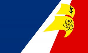 Drapeau Franco-Terreneuviens
