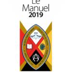 Couverture de Le manuel 2019
