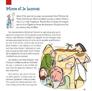 PDF de Moïse et le buisson